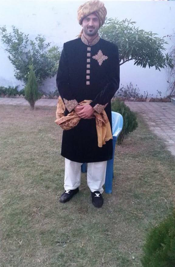 Junaid Khan In Wedding Sherwani