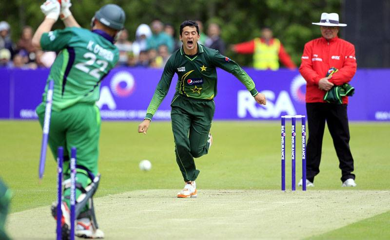 Junaid Khan Replaced Sohail Khan For Bangladesh Tour 2015