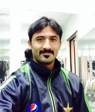 Junaid Khan With New Look