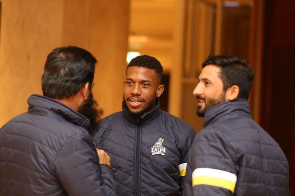 Junaid & Jordan - Fast Bowlers Of Peshawar Zalmi