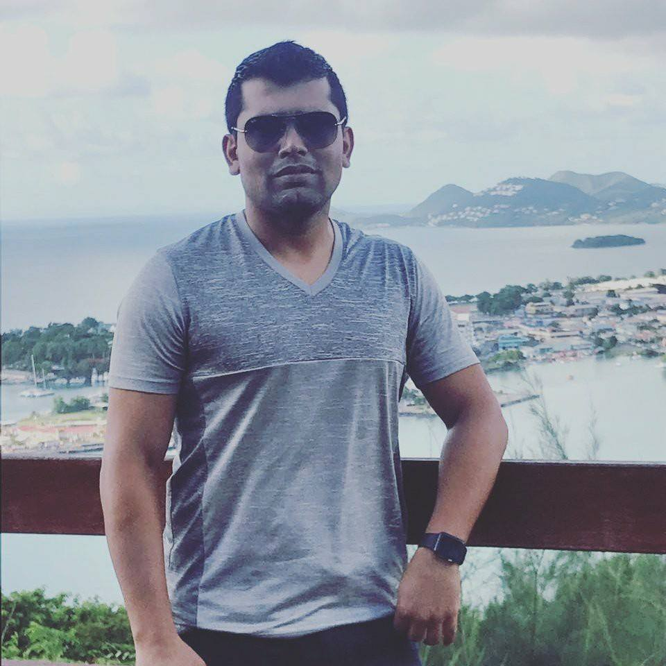 Kamran Akmal In St. Lucia For CPL 2017