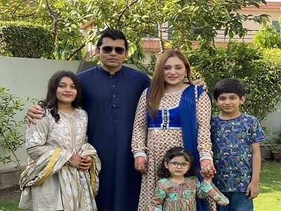 Kamran Akmal Is Celebrating Eid Al Adha With His Family In Lahore