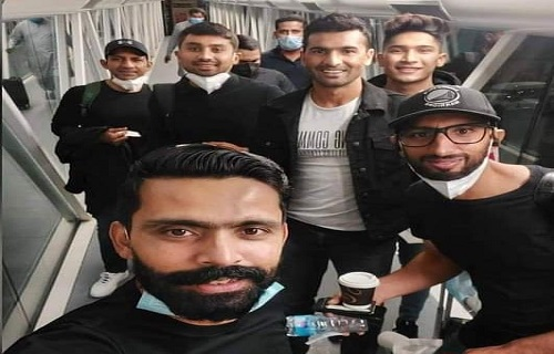 Karachi-Bound Players Travel For Lahore Ahead Of New Zealand's Tour