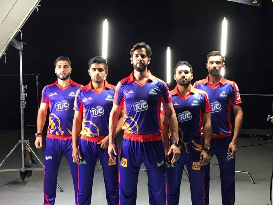 Karachi Kings Kit For PSL 2019