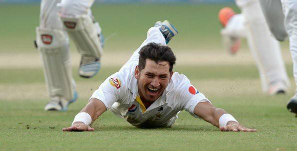 Kent Signed Yasir Shah For Short Term Championship Deal