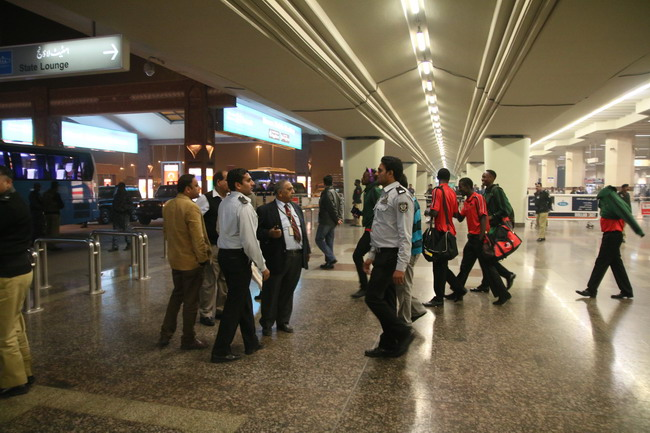 Kenya Cricket Team Arrive In Pakistan For limited Overs Series