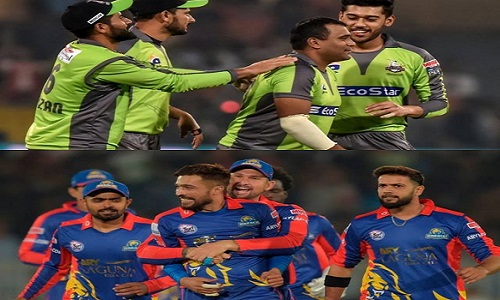 Lahore And Karachi Qualified For Final For The First Time In HBL PSL