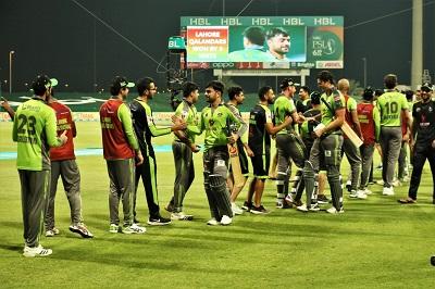 Lahore Qalandar Beats Islamabad United By 5 Wickets