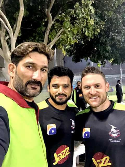 Lahore Qalandars Stars