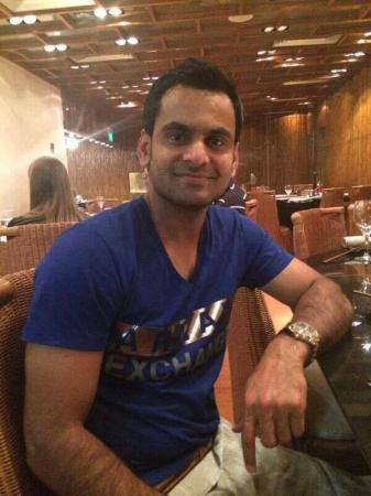 Latest picture of Mohammad Hafeez