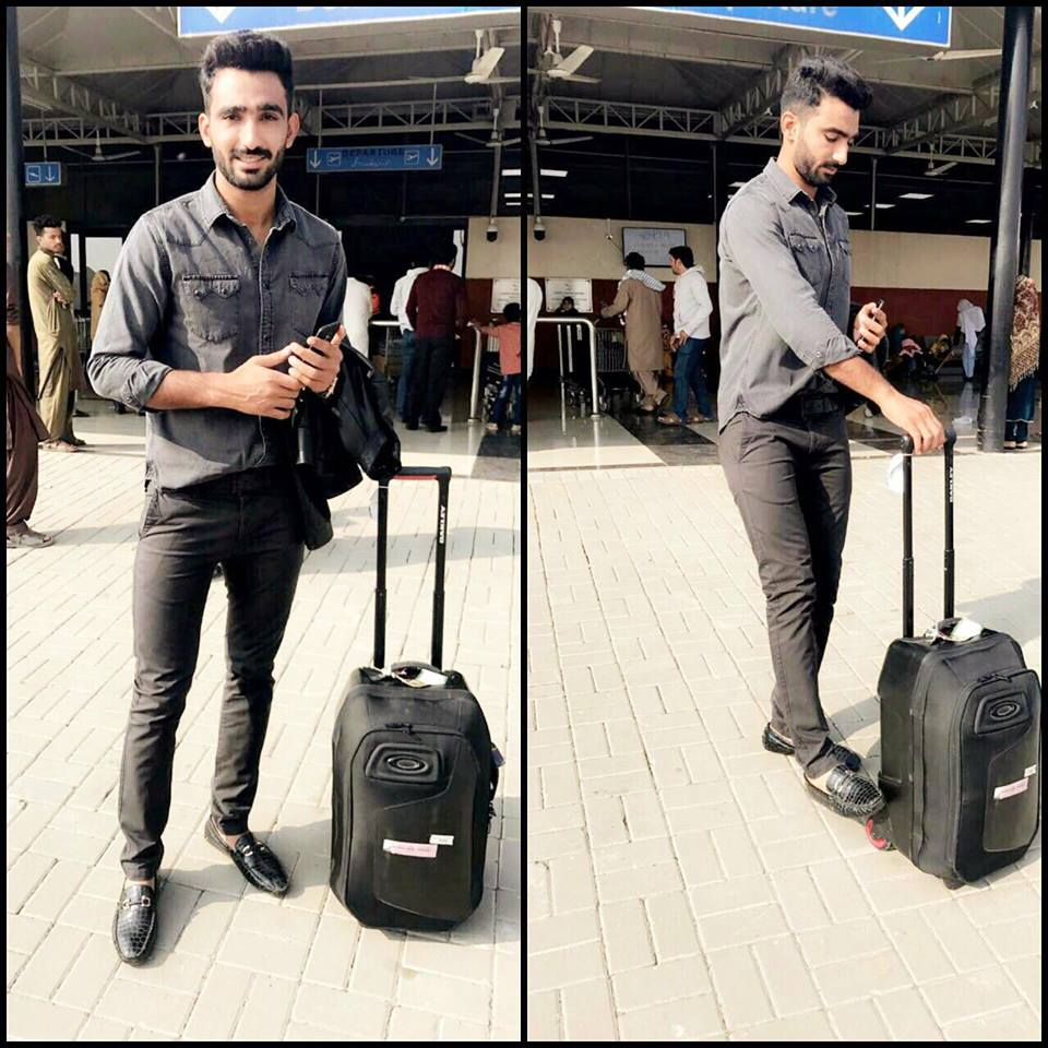 Leg Spinner Usama Mir Is Leaving For BPL