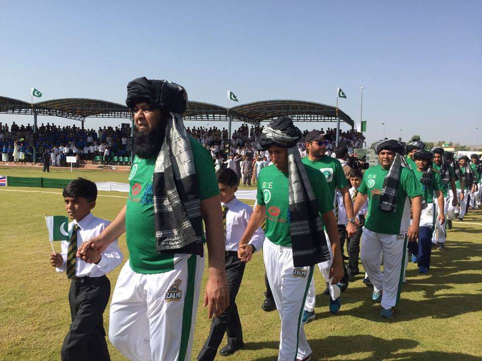 Match In Waziristan For Revival Of International Cricket In Pakistan