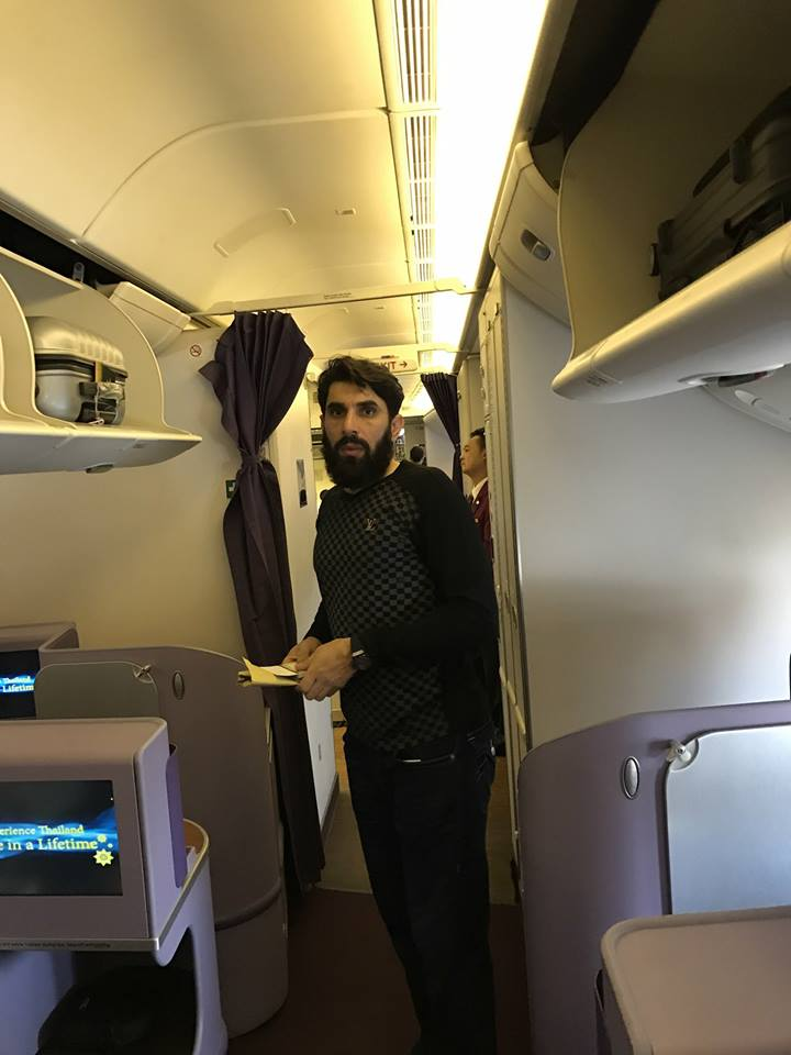 Misbah Is The Test Captain In West Indies Tour
