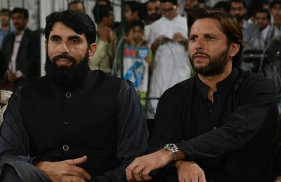 On This Day 2017, Misbah Ul Haq And Shahid Afridi Received Send Off By The PCB