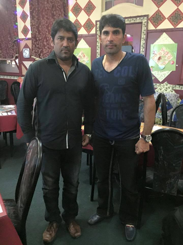 Misbah With Yahya Hussaini Geo Anchor