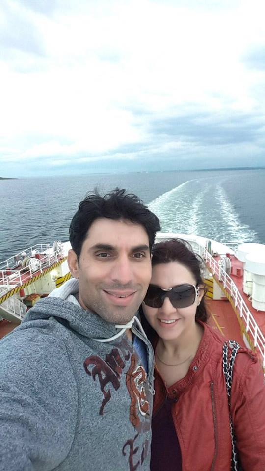 Misbah-ul-Haq tweets Happy birthday to my wife