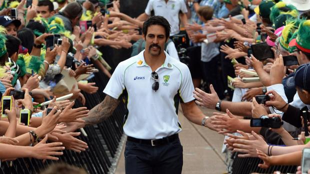 Mitchell Johnson Was Ruled Out OF The Twenty20 World Cup 2014