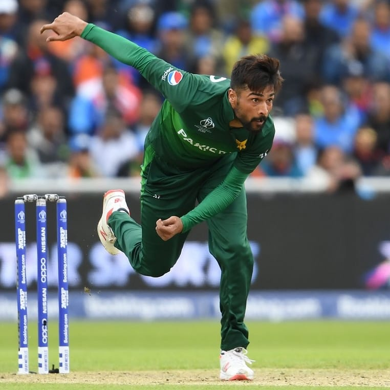 Mohammad Amir Is The Leading Wicket Taker Of WC19