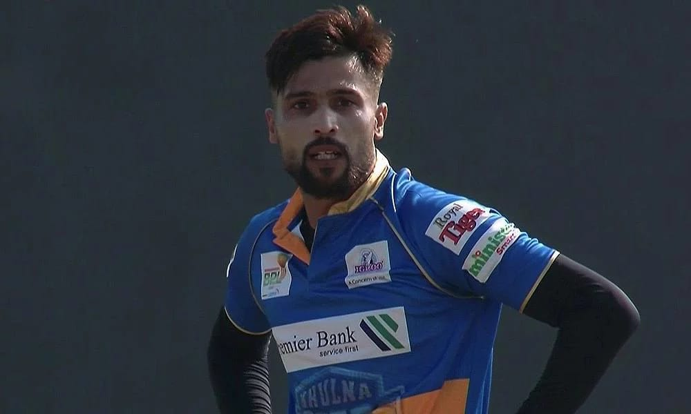 Mohammad Amir Recorded Best Figures Of BPL History