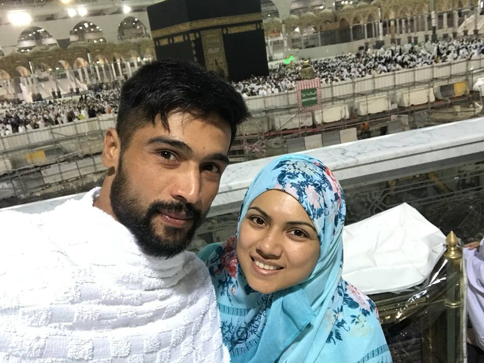 Mohammad Amir & His Wife Performed Umrah
