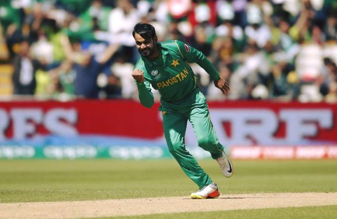 Mohammad Hafeez picked Up 1 Wicket For 32 Runs In  10 Overs & Scored 32
