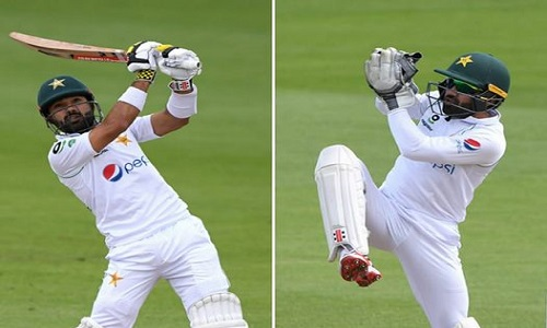 Mohammad Rizwan Is The New Vice Captain Of Pakistan In Test