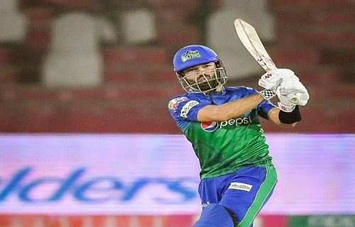 Mohammad Rizwan's Surpeme Form Continues