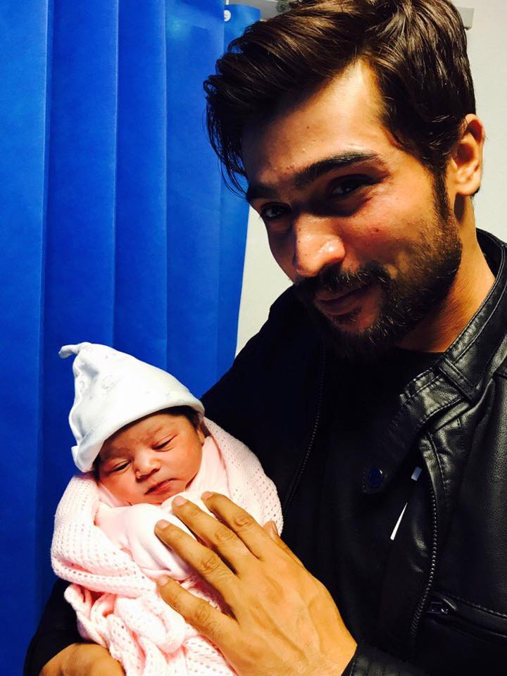 Mohammed Amir & His Wife Blessed With A Baby Girl