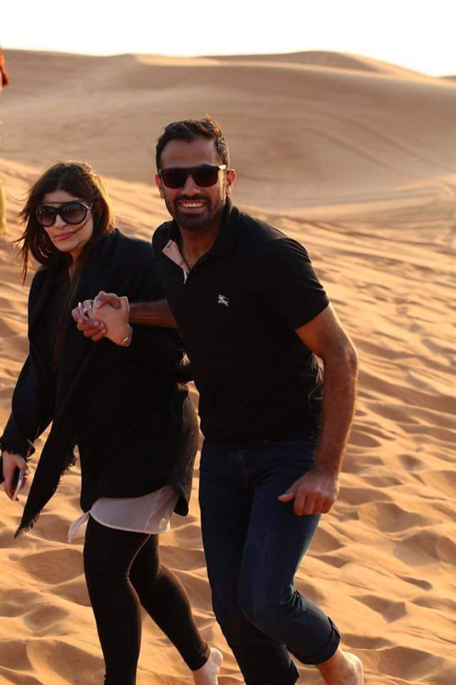 Mr & Mrs Wahab - MashaaAllah Beautiful Couple