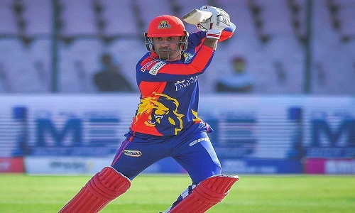 Muhammad Nabi Gets Player Of The Match