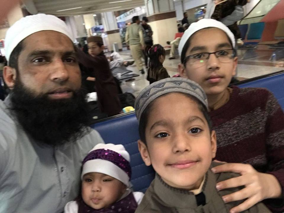Muhammad Yousuf Is Going To Perform Umrah With Family
