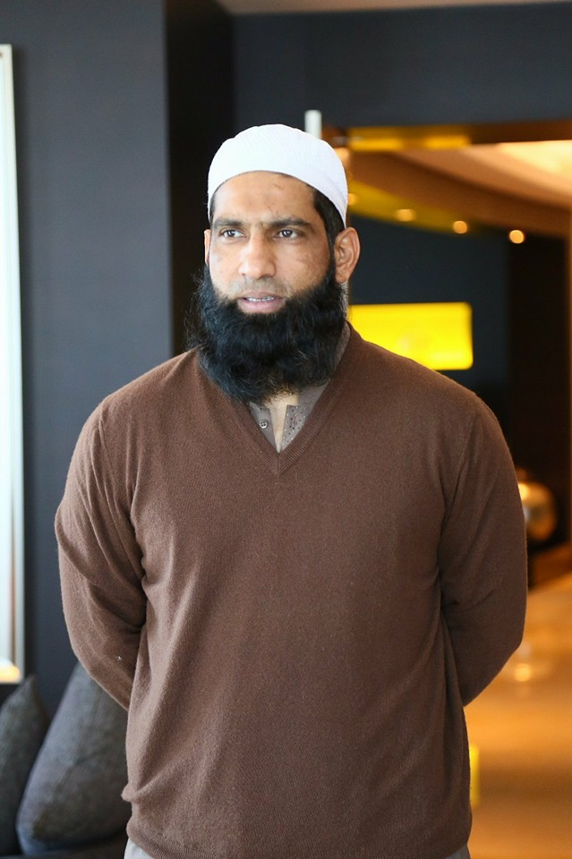 Muhammed Yousuf Pictured At An MCL Event Today In UAE