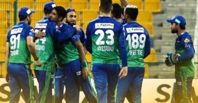 Multan Sultan Won By 8 wickets