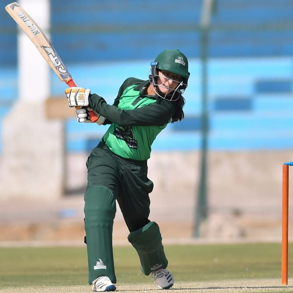 Muneeba Ali Becoming The First Pakistani Women To Score Hundred In T20s