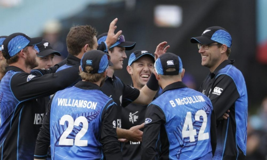 New Zealand Beat Sri Lanka by 98 Runs