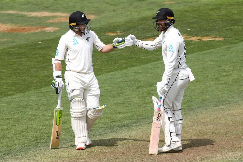Newzealand Beat India By 10 Wickets In First Test