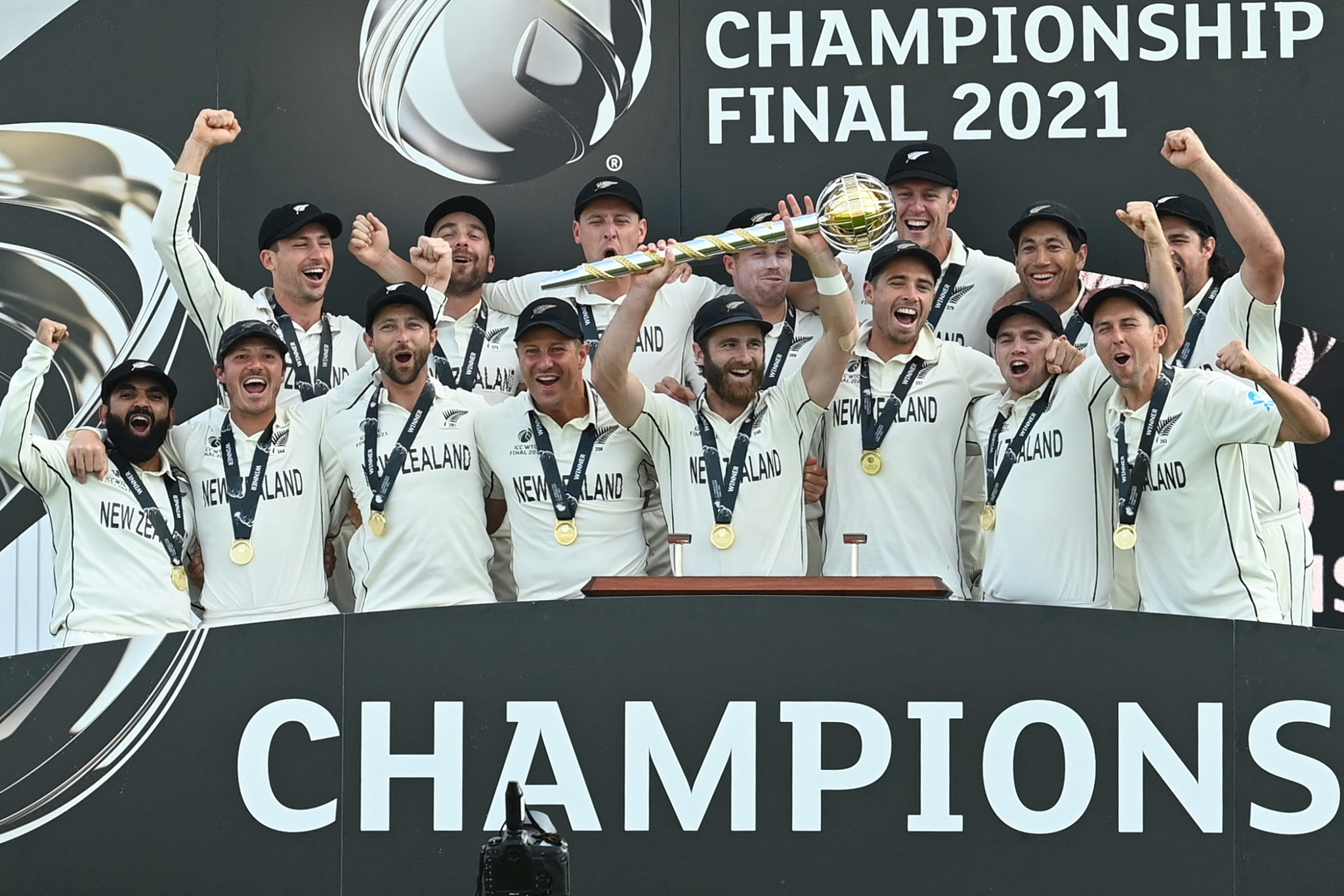 Newzealand Won The Title Of ICC Test Championship