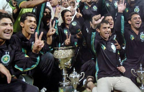 On This Day 2005, Faisalabad Wolves Became The First Team To Win Pakistan's Maiden T20 Tournament