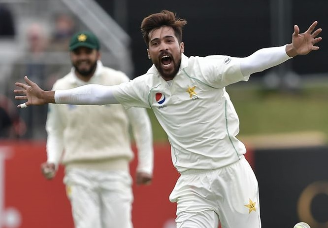 On This Day 2018, Mohammad Amir Completed 100 Wickets In Test Cricket