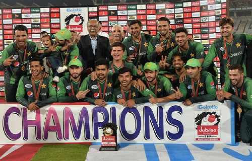 On This Day 2018, Pakistan Win 7th Consecutive T20I Series