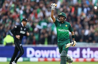 On This Day 2019, Babar Azam Recorded His Maiden Hundred In World Cup