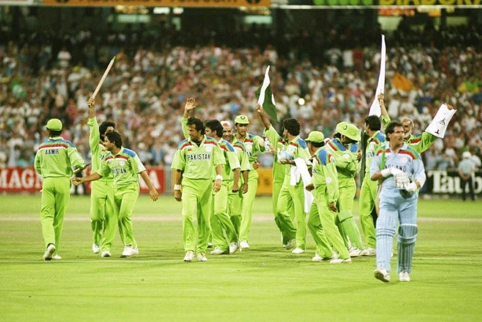 On This Day In 1992, Pakistan Won The World Cup Beating England
