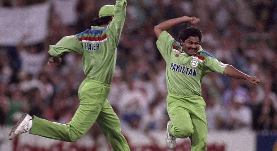 On This Day Pakistan Qualified For The Semi Final Of 1992 World Cup
