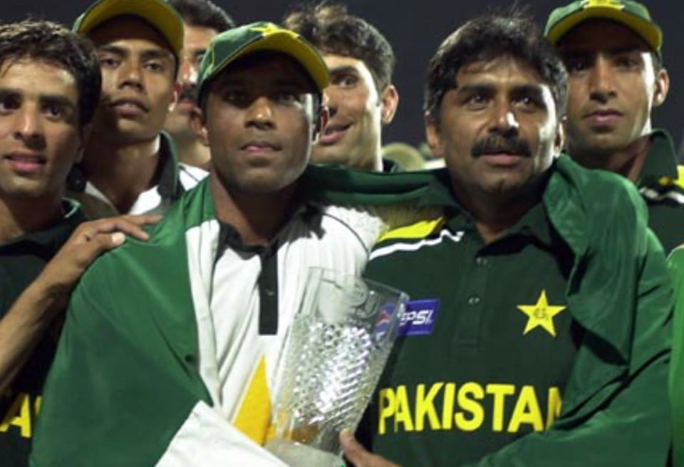 On This Day in 2003 Pakistan Won Sharjah Cup Under The Captaincy Of Rashid Latif