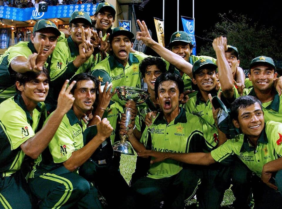 On this Day 2006, Pakistan Won U-19 Cricket World Cup Beating India