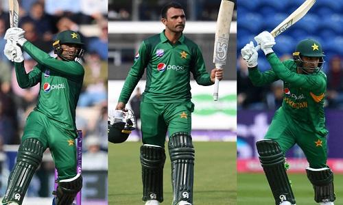 Only Pakistani Batsman To Score Double Hundred In ODI's, Happy Birthday Fakhar Zaman