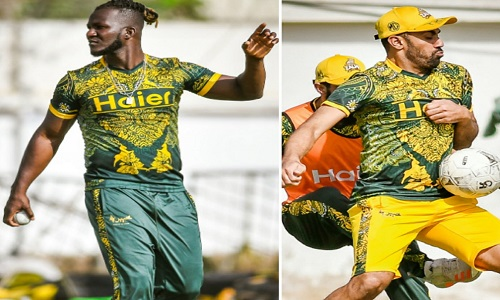 PCB Allows Sammy And Wahab To Play Today's Match