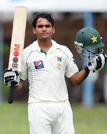 PCB Announced Mohammad Hafeez Included In Test Squad