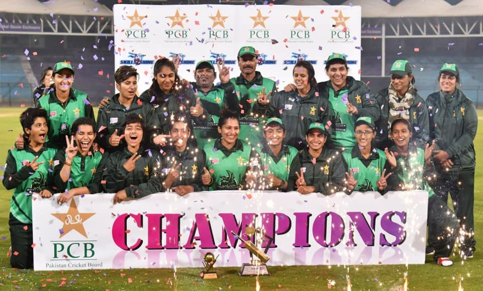 PCB Challengers Wins WomensT20 2020 Final Beating PCB Blasters
