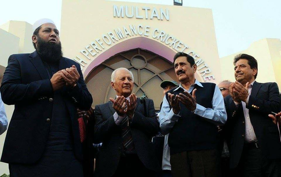 PCB Inagurated The Inzamam Ul Haq Multan High-Performance Centre